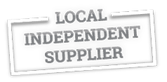 Local independent supplier